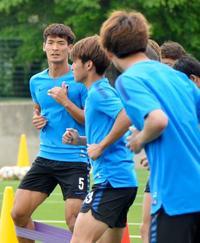 サッカー、浦和と川崎が最終調整 21日、ACL1次L最終戦