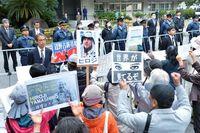 基地反対運動のリーダー・山城議長の保釈、那覇地裁が認定 地検が抗告し勾留続く