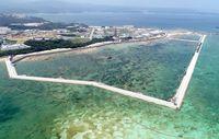 防衛局、新基地建設の土砂投入を延期 沖縄県の埋め立て承認撤回は先送り