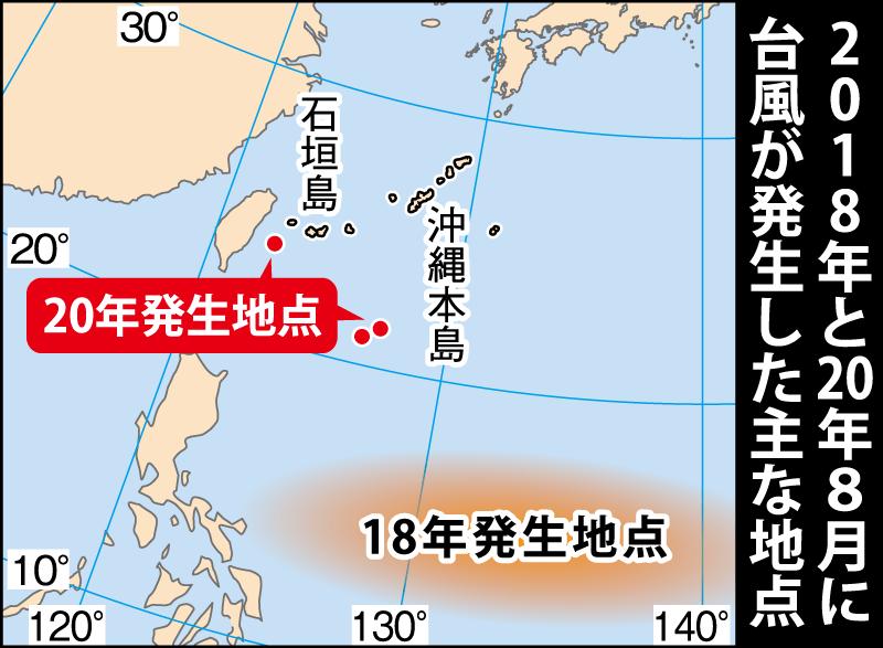 予報 2 週間 天気 石垣 島