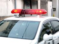 浦添市でタクシー強盗 殴った男は逃走 乗務員、命に別状なし