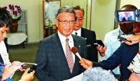 【深掘り】和解条項盾に強硬な国 沖縄県「協議が前提」