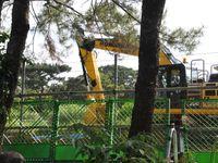 石垣島の陸自駐屯地、造成工事に着手 沖縄県のアセス適用外に