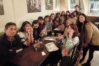 学生生活は?福祉に興味のきっかけは? 英国で研修の沖国大生、沖縄県人と意見交換「貴重な経験」