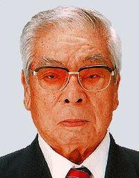比知屋義夫さん死去/87歳 空手の無形文化財