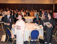 女性の活動発展誓う/沖婦連、創立70年で式典