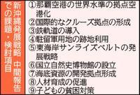 イチから分かるニュース深掘り[Q&A]新沖縄発展戦略って、どういうものなの?