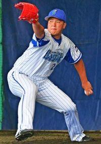 プロ野球キャンプ:DeNA福地、決め球磨く「1年間1軍」目標