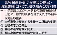 <イチから分かるニュース深掘り>沖縄県が高3生対象に「高等教育創出調査」 どんな内容だった?