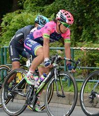 新城13位、内間は45位 自転車ツアー・オブ・ジャパン最終日