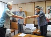 オスプレイ緊急着陸:沖縄副知事、トラブル続きを問題視 外務・防衛に抗議