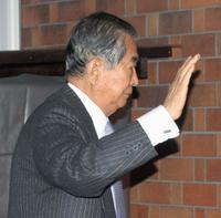 百条委、来月20日に石原氏喚問 会見は3日午後に決定