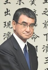 (資料写真)河野太郎氏