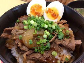 牛丼500円