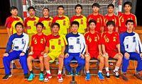 沖縄選抜、男女とも決勝進出 中学ハンドJOC杯