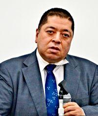 辺野古の海「取り戻せる」 佐藤優さん講演、いまだ政治的差別と指摘