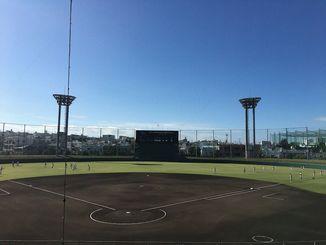 沖縄セルラースタジアム那覇(資料写真)
