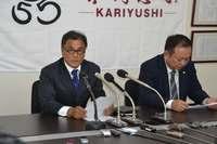 かりゆし「オール沖縄」脱会 県民投票対応に不満 経済界の離脱相次ぐ