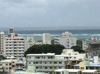 台風21号情報(21日午後4時36分現在)