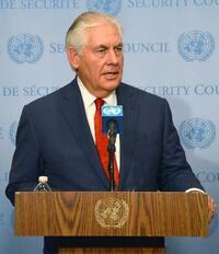米国務長官、無条件対話を撤回 安保理、北朝鮮は核武装正当化