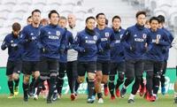 サッカー日本、10日ブラジル戦 ハリル監督「得点できる」