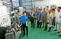 沖縄初、廃食油で発電 大幸産業が年間800世帯分売電へ