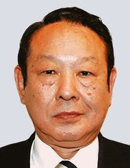 松本文明氏