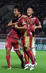 J2昇格を果たしたFC琉球
