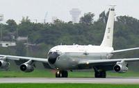 北朝鮮核実験を調査か 米大気観測機が嘉手納に飛来