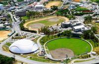 阪神キャンプ地の宜野座村野球場、命名権者を募集へ 年間500万円以上