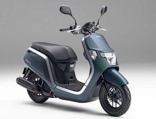 新型の50ccスクーター「Dunk」