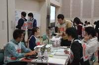 大地震時の観光客対応 沖縄県内13団体が図上訓練