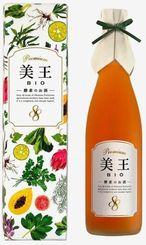 久米仙酒造が販売した酵素の酒「美王BIO」