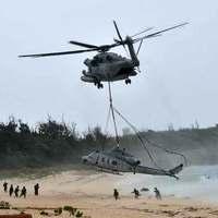なぜ今、米軍機の事故が多発しているのか 専門家の見方