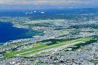 校庭から米国製ボンベか 沖縄・嘉手納町 造成中に15本発見
