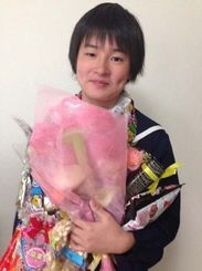「ユイマール賞」を受賞した寺迫晃良さん