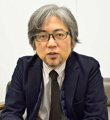 「『体験の格差』を自己責任論でなく、地域の社会課題として県民全体で考えたい」と語るみらいファンド沖縄の平良斗星副代表理事