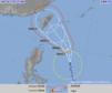 台風9号が北上中 29日に先島地方に接近か