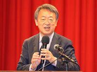 池上彰さんが語った「世界のこれからと沖縄のあり方」