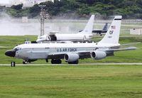 北朝鮮ミサイル観測か 米軍偵察機コブラボール、嘉手納に飛来