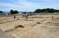 平城宮初のかまど跡か、奈良 女帝のシステムキッチン?