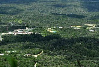 米軍北部訓練場(資料写真)