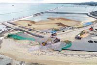 新たに「N4」護岸着工 辺野古埋め立てへ加速 沖縄県は中止要求へ
