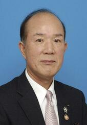 JA徳島中央会の中西庄次郎会長