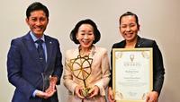 沖縄・南城市の百名伽藍、4年連続ホテルアワード受賞