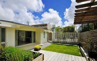 「IMI CORPORATION」の規格住宅「Loco's」。2013年度グッドデザイン賞を受賞した(同社提供)