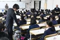 大学入試センター試験始まる 沖縄は6177人志願