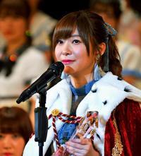 「ありがとうやいびーん」 AKB48総選挙、華やか舞台に歓声響く