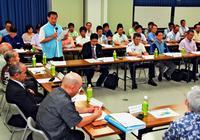 普天間高の移転断念表明 西普天間協で沖縄県 宜野湾市、宅地に計画変更