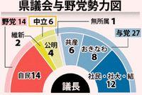 「オール沖縄」と自民の全面対決 2019年沖縄の大型選挙は4月衆院補選、7月参院選